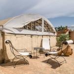 Terrasse riad Fes Maroc